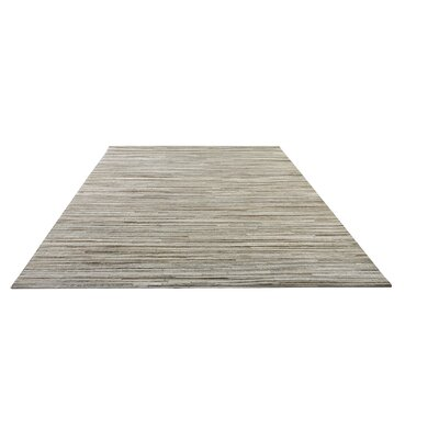 HOME SPIRIT Sand Grey Rug