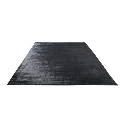 HOME SPIRIT Shine Black Rug
