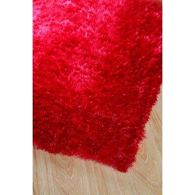 HOME SPIRIT Zelie Red Rug