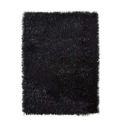 HOME SPIRIT Xeres Black Rug