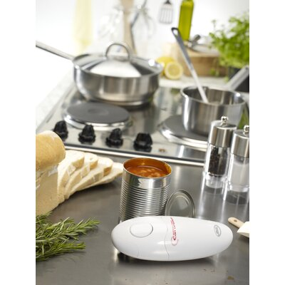 Hands Free Can Opener by JML Automatic Electric Can Opener