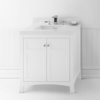 "Hampton 30"" Single Bathroom Vanity Set"
