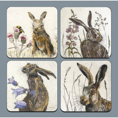 AnnabelLangrish Hares Placemat Set