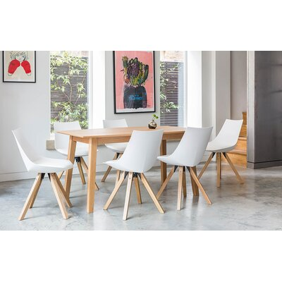 OutAndOutOriginal Sebastian Dining Table and 6 Chairs