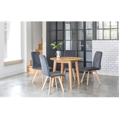 OutAndOutOriginal Berrick Dining Table and 4 Chairs