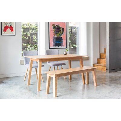 OutAndOutOriginal Dover Dining Table and 2 Chairs and Bench