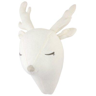 Just Born Keepsake Deer Head