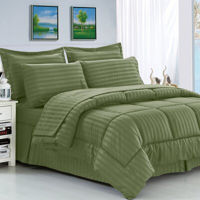 green queen size bedding sets
