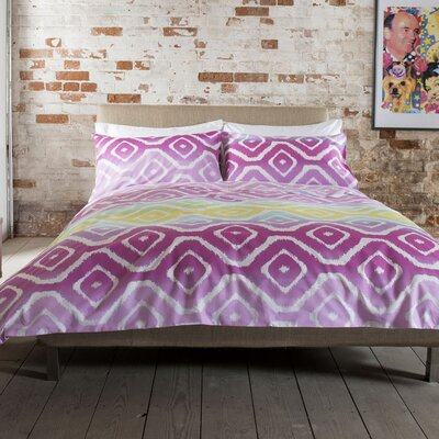 Deyongs Modern Fog Bright 100% Cotton Duvet Set