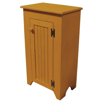 Bares Accent Cabinet Color: Old Gold