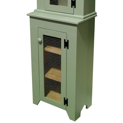 Bares Accent Cabinet Color: Sage