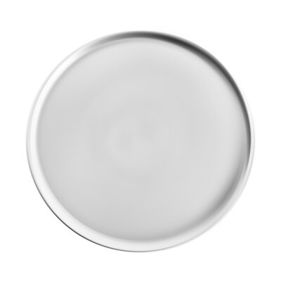 """Coupe Style Pizza Pan Size: 0.25"""" H x 8.13"""" W x 8.13"""" D"""