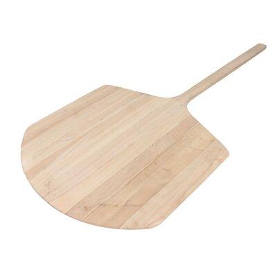 "Wooden Pizza Lifter Size: 0.5"" H x 13.98"" W x 42"" D"