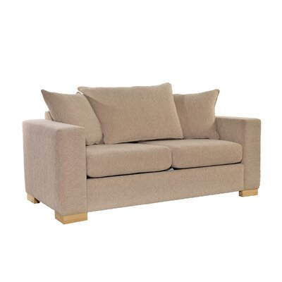UK Icon Design French Solo 2 Seater Fold Out Sofa