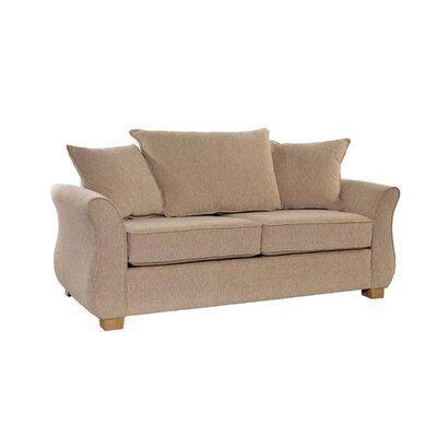 UK Icon Design Regal 3 Seater Fold Out Sofa