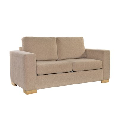 UK Icon Design French 2 Seater Fold Out Sofa