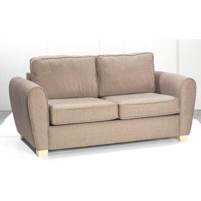UK Icon Design Italy 2 Seater Fold Out Sofa