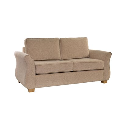 UK Icon Design Egginton 3 Seater Fold Out Sofa