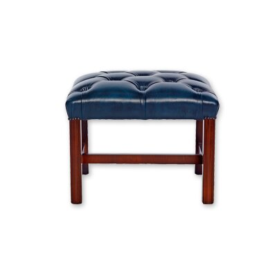 UK Icon Design Caster Footstool