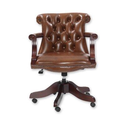 UK Icon Design Constable High-Back Executive Chair