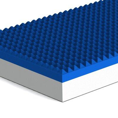 UK Icon Design GelFlex 20 Memory Foam Mattress