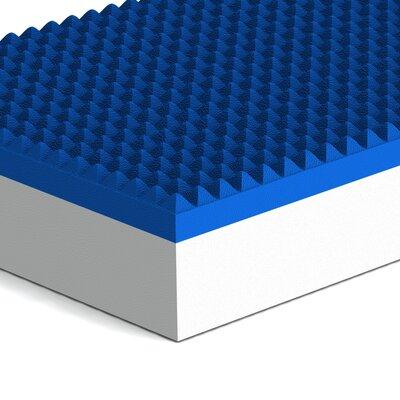 UK Icon Design GelFlex 25 Memory Foam Mattress