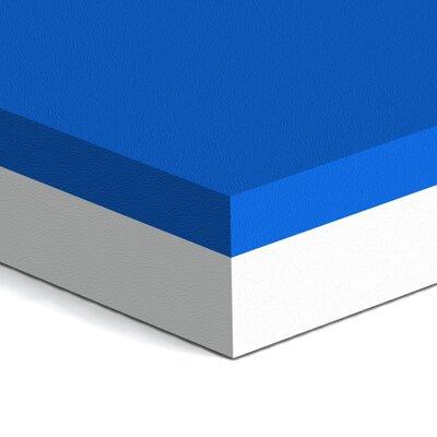 UK Icon Design Laytec 3000 Latex Foam Mattress