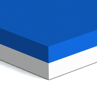 UK Icon Design Laytec 4000 Latex Foam Mattress
