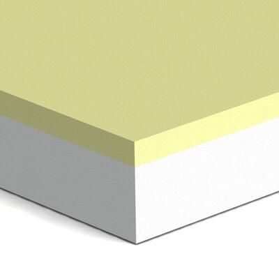 UK Icon Design Deluxe 2000 Memory Foam Mattress