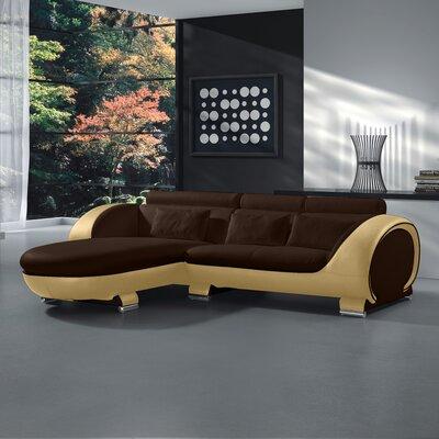 SAM Stil Art Möbel GmbH Ecksofa Via Combi 1