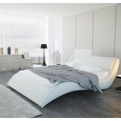 SAM Stil Art Möbel GmbH Polsterbett Morano, 180 x 200 cm