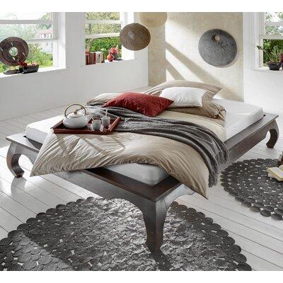 SAM Stil Art Möbel GmbH Massivholzbett Oran, 180 x 200 cm