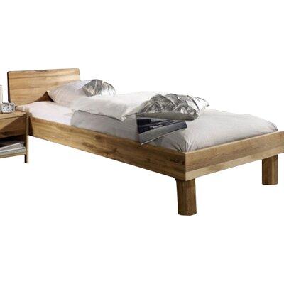 SAM Stil Art Möbel GmbH Massivholzbett Canyon, 90 x 200 cm