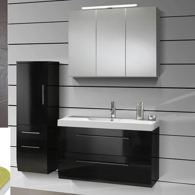 SAM Stil Art Möbel GmbH 3-tlg.Badezimmer-Set Zypern