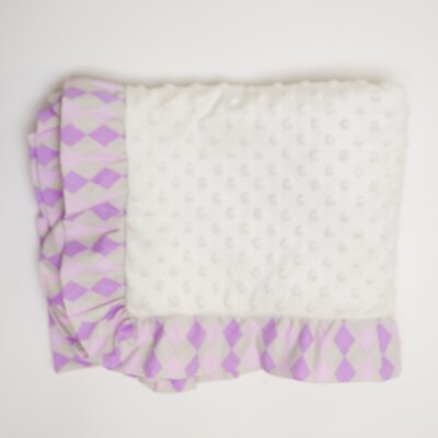 Pam Grace Creations Lovebirds Blanket
