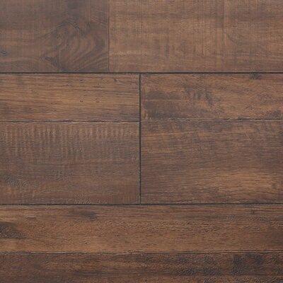 "8"" x 48"" x 12.3mm Laminate Flooring in Vintage Timber (Set of 22)"