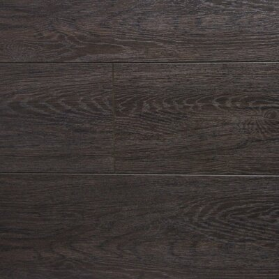 "6"" x 48"" x 12.3mm Laminate Flooring in Toffee Wenge"