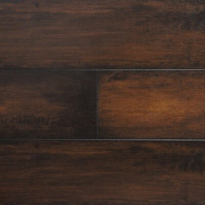 "6"" x 48"" x 8.2mm Laminate Flooring in Lyon (Set of 22)"