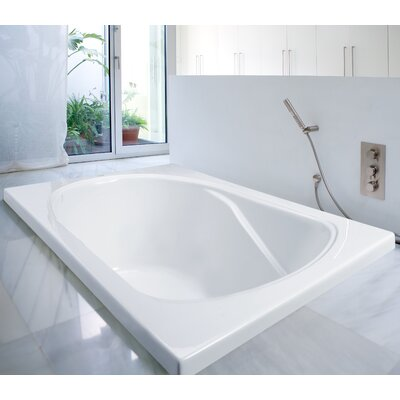 "Hallmark 60"" x 32"" Soaking Bathtub"