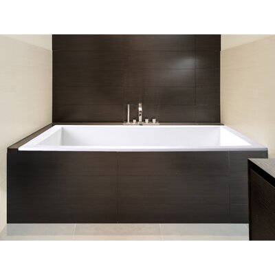 "Sparta 60"" x 32"" Soaking Bathtub"
