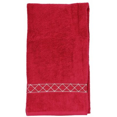 4Th Of July 100% Cotton Washcloth Color: Red