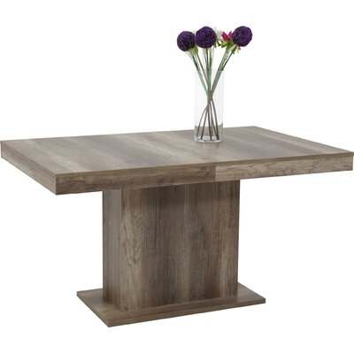 Hela Tische Scarlet Extendable Dining Table