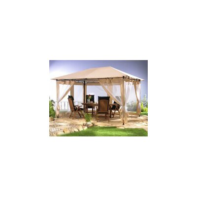 Grasekamp 4 Piece Side Panel Set for Gazebo