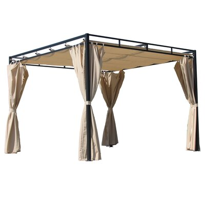 Grasekamp 3m x 3m Pop Up Gazebo