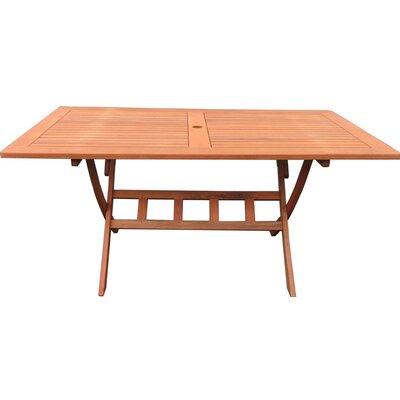 Grasekamp Santos Dining Table