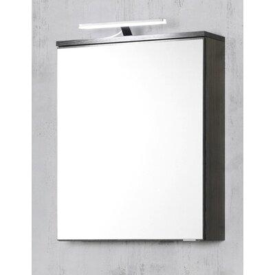 Held Möbel Mailand 66 x 60cm Mirror Cabinet