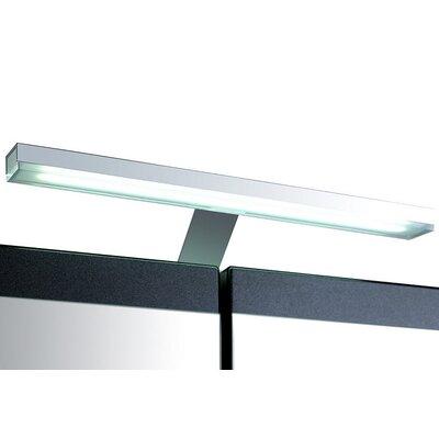 Held Möbel Mailand LED Glass Edge Top Set Lamp