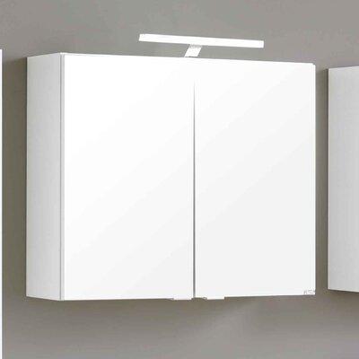 Held Möbel Siena 65 x 60cm Mirror Cabinet