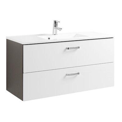 Held Möbel Bologna 100cm Single Bathroom Vanity Set