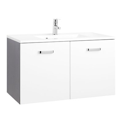 Held Möbel Bologna 90cm Single Bathroom Vanity Set